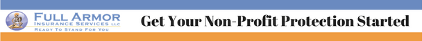 image of non profit quote banner ad